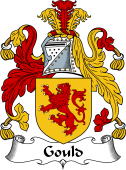 Irish Coat of Arms for Gould or Goold