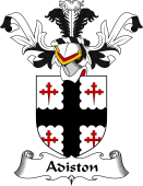 Coat of Arms from Scotland for Adiston