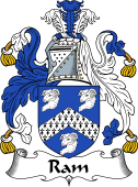 Irish Coat of Arms for Ram