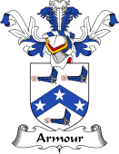 Coat of Arms from Scotland for Armour