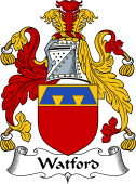 English Coat of Arms for Watford