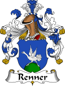German Coat of Arms for Renner
