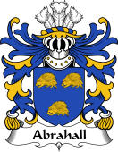 Welsh Coat of Arms for Abrahall