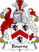 English Coat of Arms for Bourne