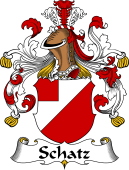 German Coat of Arms for Schatz