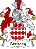 Irish Coat of Arms for Armory