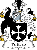 English Coat of Arms for Pulford