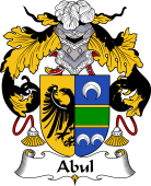 Portuguese Coat of Arms for Abul