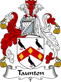 English Coat of Arms for Taunton