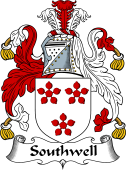 English Coat of Arms for Southwell