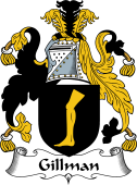 Irish Coat of Arms for Gillman