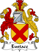 Irish Coat of Arms for Eustace