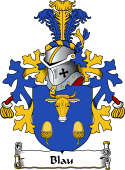 Dutch Coat of Arms for Blau