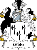 Irish Coat of Arms for Gibbs