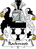 English Coat of Arms for Rockwood
