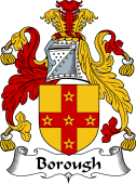 English Coat of Arms for Borough