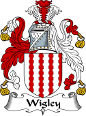 English Coat of Arms for Wigley