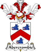 Coat of Arms from Scotland for Abercrombie