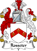 English Coat of Arms for Rosseter