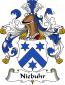 German Coat of Arms for Niebuhr