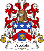 Coat of Arms from France for Abadie