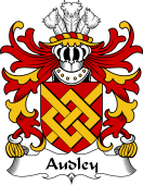 Welsh Coat of Arms for Audley (Lords of Cemais)