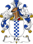 German Coat of Arms for Fels