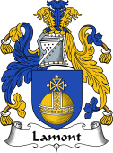 Irish Coat of Arms for Lamont