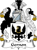 Irish Coat of Arms for Gernon