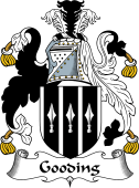 English Coat of Arms for Gooding