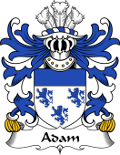 Welsh Coat of Arms for Adam (AP HYWEL)