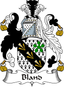 Irish Coat of Arms for Bland