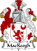 Irish Coat of Arms for MacKeogh