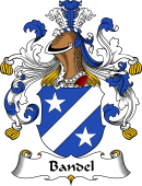 German Coat of Arms for Bandel