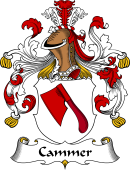 German Coat of Arms for Cammer