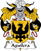 Portuguese Coat of Arms for Aguilera