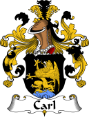 German Coat of Arms for Carl