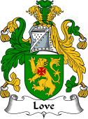 English Coat of Arms for Love II