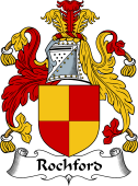 English Coat of Arms for Rochford