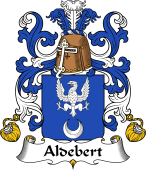 Coat of Arms from France for Aldebert