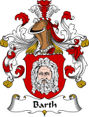 German Coat of Arms for Barth