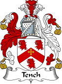 English Coat of Arms for Tench