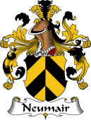 German Coat of Arms for Neumair