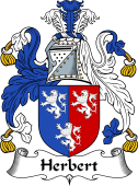 English Coat of Arms for Herbert