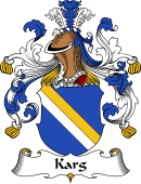 German Wappen Coat of Arms for Karg