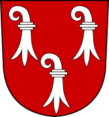 Swiss Coat of Arms for Angelin (d'Egelsee)