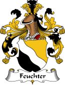 German Coat of Arms for Feuchter