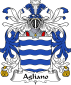 Italian Coat of Arms for Agliano