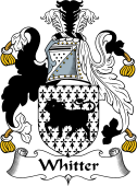 English Coat of Arms for Whitter