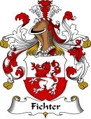German Coat of Arms for Fichter